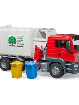 Bruder MAN TGS Garbage Truck - Bruder Toys