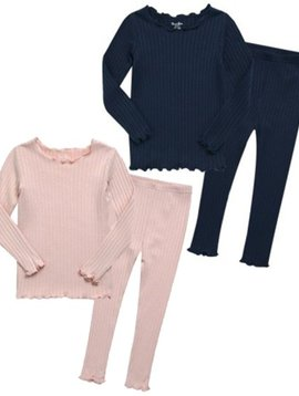 Sugar Bear Girls Modal Pajama - Kids PJ