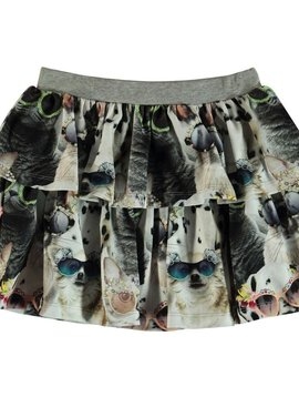 molo Bini Skirt - Sunny Funny - Molo Kids