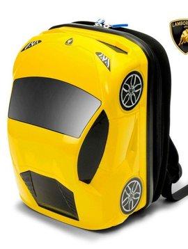 Planet Kids Yellow Lamborghini Backpack - Planet Kids