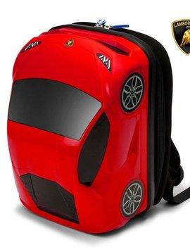 Planet Kids Red Lamborghini Backpack - Planet Kids