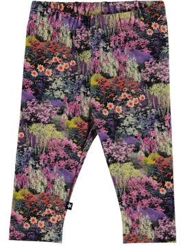 molo Stefanie Legging - Save the Bees - Molo Kids Clothing