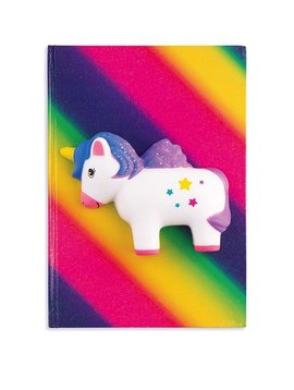 Fashion Angels Unicorn Rainbow Squish Journal - Fashion Angels