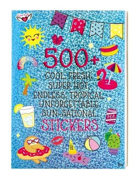 Fashion Angels 500+ Cool, Fresh, Sun-sational Stickers - Fashion Angels