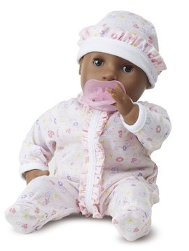 "Gabrielle 12"" Baby Doll - Melissa and Doug"