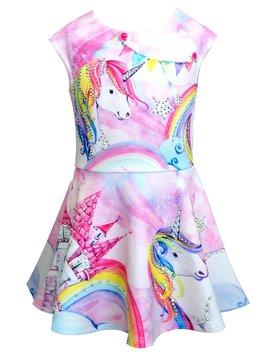 Sara Sara Unicorn Dress - Hannah Banana - Sara Sara