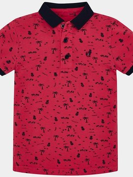 Mayoral Summer Polo Shirt - Mayoral Clothing