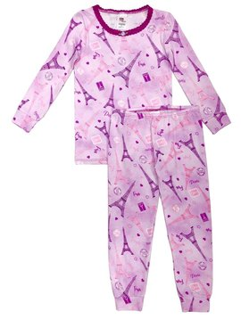 Esme Loungewear Esme Pajamas - Paris