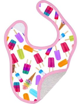 Baby JaR Reversible Bib - Ice Pops - Baby JaR