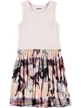 molo Colleen Dress - Wild Horses - Molo Kids