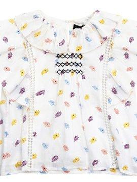 Velveteen Avery Top - Paisley - Velveteen Clothing