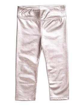 Imoga Elva Legging - Metallic Gold - Imoga Clothing