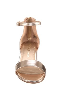 Nina Hidi Sandal - Platino Gold - Nina Kids Shoes