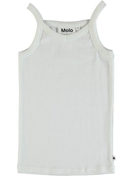 molo Rida Tank - White - Molo Kids Clothing