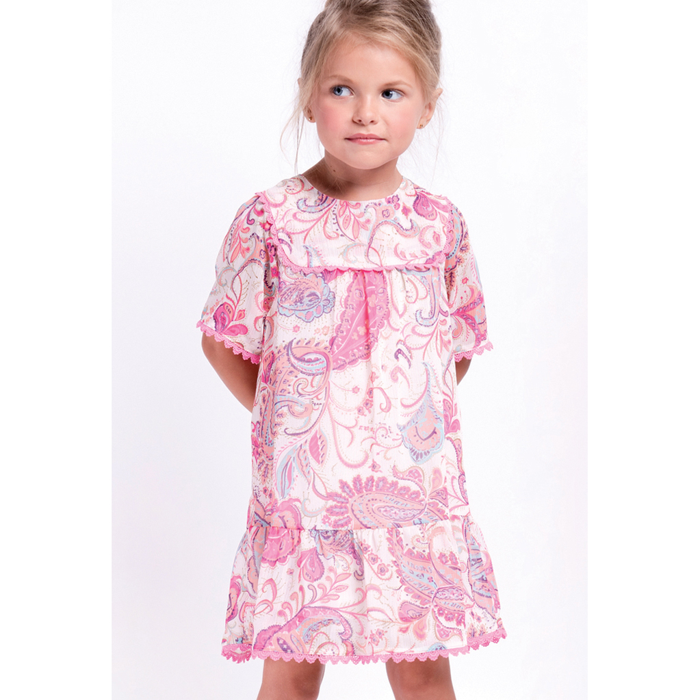 Imoga Nola Dress - Paisley - Imoga Clothing