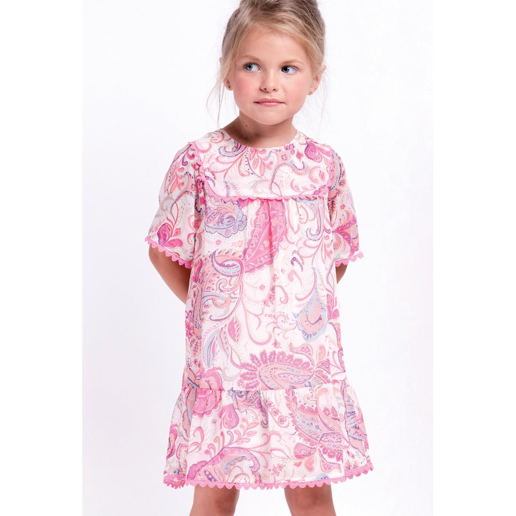 Imoga Nola Dress - Paisley - Imoga Clothing