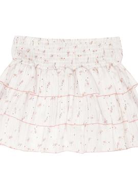 Velveteen Saffron Skirt - Ditsy - Velveteen Clothing