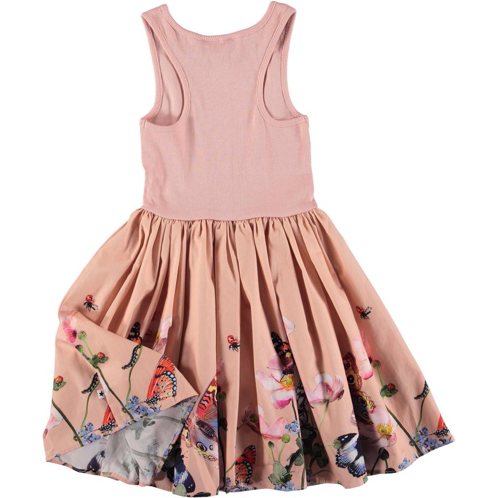 molo Cassandra - Butterfly Boarder - Molo Kids Clothing