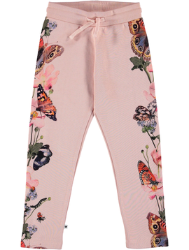 molo Antonia Pant - Butterfly Stripe - Molo Kids Clothing