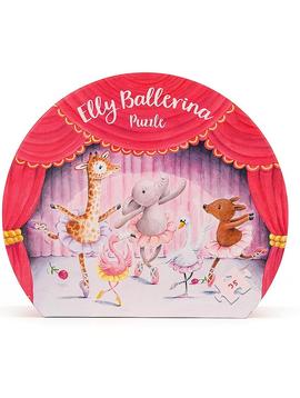 Jellycat Elly Ballerina Puzzle - Jellycat Toys