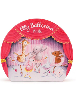 Jellycat Elly Ballerina Puzzle Jellycat