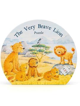 Jellycat The Very Brave Lion Puzzle Jellycat