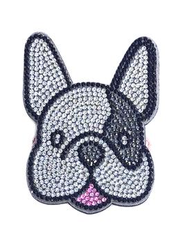 Bari Lynn Emoji Clip - Bulldog - Bari Lynn Accessories