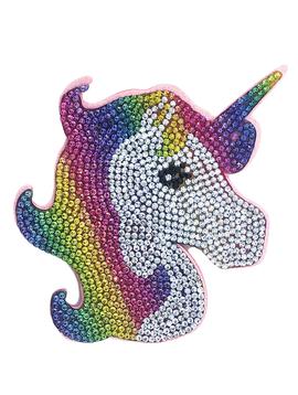 Bari Lynn Emoji Clip - Rainbow Unicorn - Bari Lynn Accessories