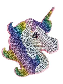 Bari Lynn Emoji Clip - Pastel Unicorn - Bari Lynn Accessories