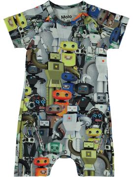 molo Felton - Robots - Molo Kids Clothing