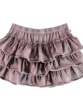 molo Bell Skirt - Lavender - Molo Kids Clothing