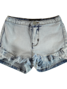 molo Agnetha Denim Short - Molo Kids Clothing