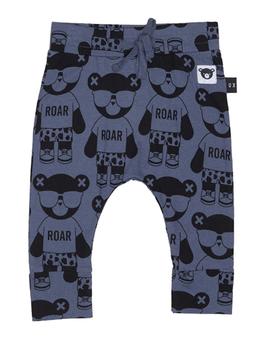 HUXBABY Hux Roar Drop Crotch Pant - Huxbaby