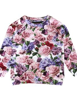 Romey Loves Lulu Sweatshirt - Roses - Romey Loves Lulu