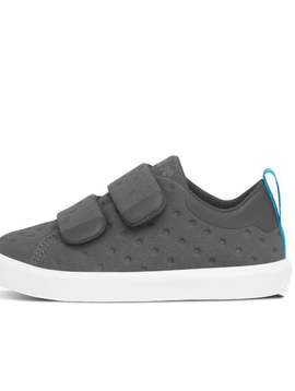 d8e4964032a Native Shoes Monaco - Dublin Grey - Native Kids Shoes