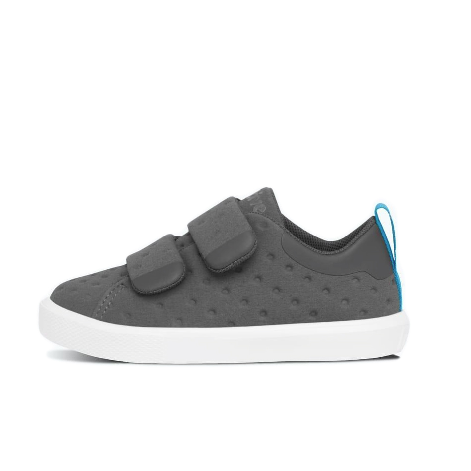 Native Shoes Monaco - Dublin Grey - Native Kids Shoes