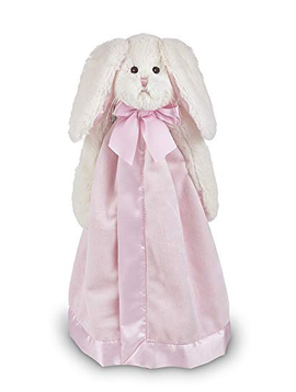 Bearington Collection Bunny Snuggler Lovie - Bearington Collection