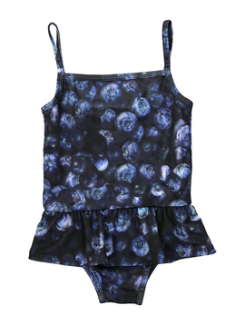 Romey Loves Lulu Romey Loves Lulu Blueberry Swimsuit