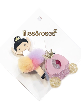 Lilies and Roses Ballerina & Princess Combo - Lilies and Roses