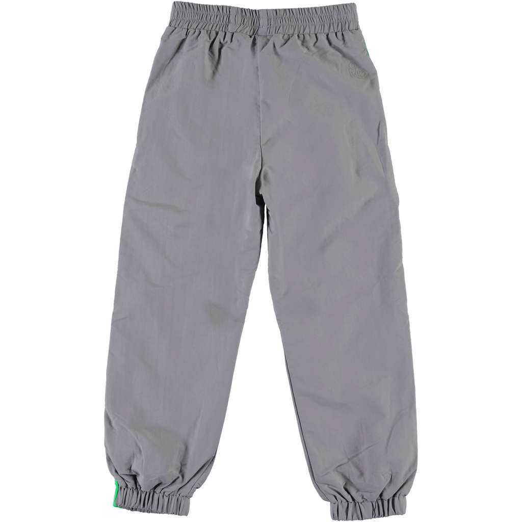 molo Avery Pant - Ghost Grey - Molo Kids Clothing