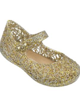Mini Melissa Campana - Gold Glitter - Mini Melissa