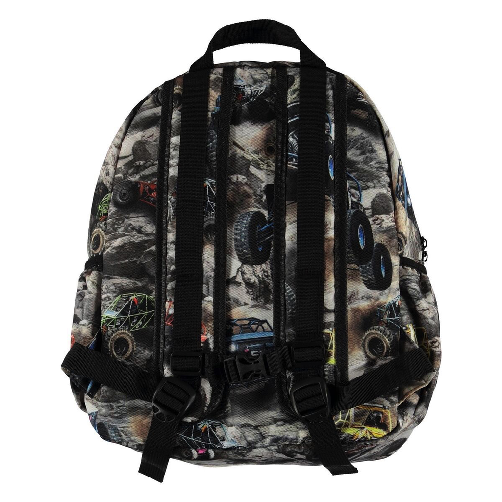 molo Big Backpack - Offroad Buggy - Molo Kids