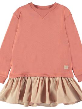 molo Caprice Dress - Rosewater - Molo Kids Clothing