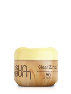 Sun Bum Clear Zinc Oxide - SPF 50 - Sun Bum