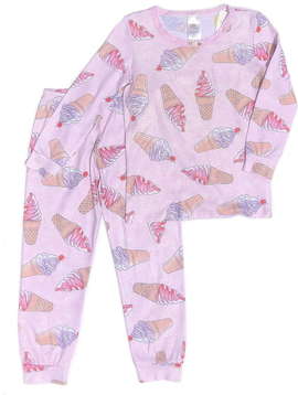 Esme Loungewear Esme Pajamas - Shimmer Ice Cream