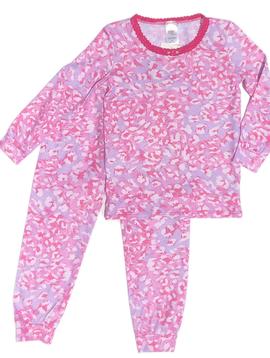 Esme Loungewear Esme Pajamas - Shimmer Cheetah