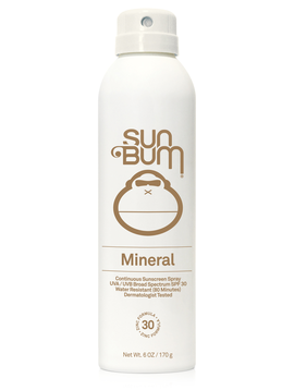 Sun Bum Mineral SPF 30 Spray - 6oz - Sun Bum
