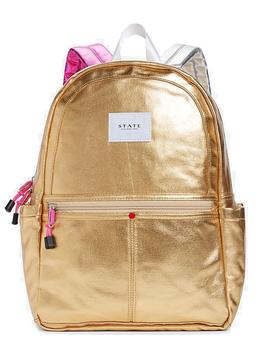 STATE Kent - Gold Metallic - State Backpack