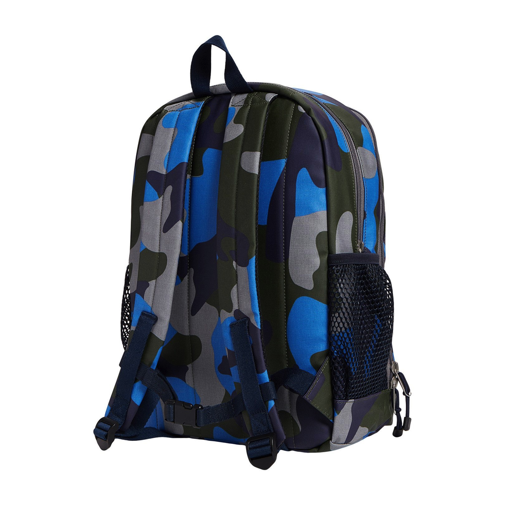 STATE Leny - Camo Coated Canvas - State Backpack