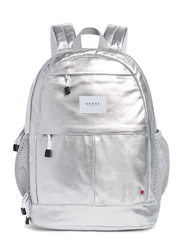 STATE Leny - Silver Metallic - State Backpack